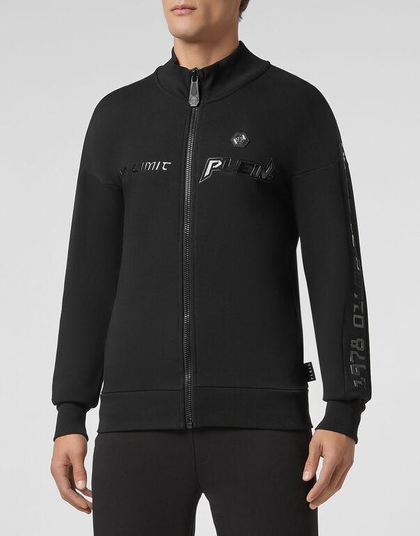 Jogging Jacket Credit card