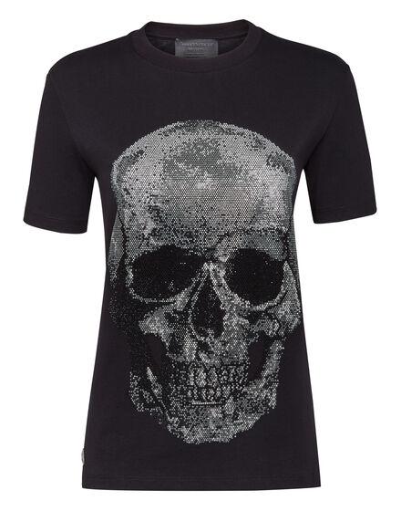 T-shirt Round Neck SS Skull