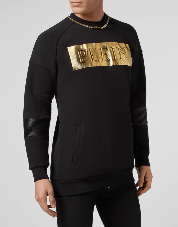 Sweatshirt LS Gold