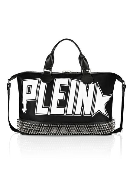 Medium Travel Bag Plein Star