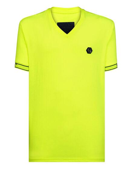 T-shirt V-Neck SS Philipp Plein TM