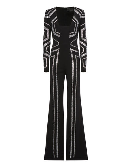 Jumpsuit Geometric