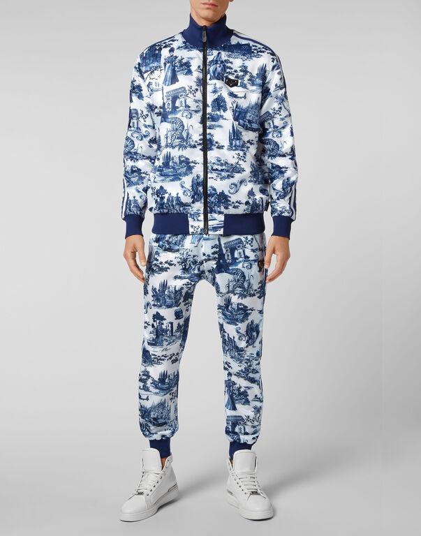 Cady Jacket/Trousers En PLEIN air