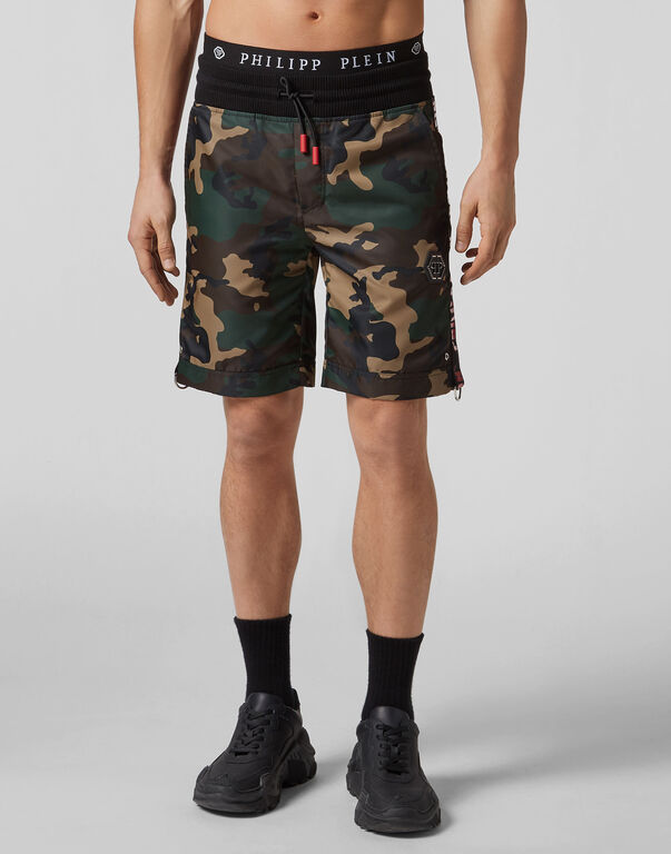 Nylon Shorts Philipp Plein TM