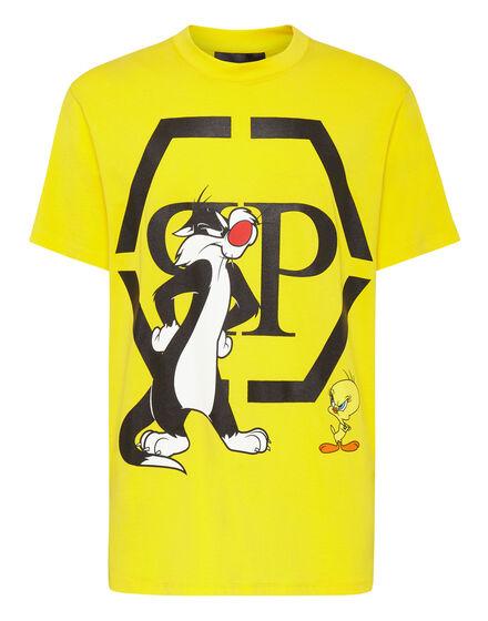 T-shirt Round Neck SS Looney Tunes