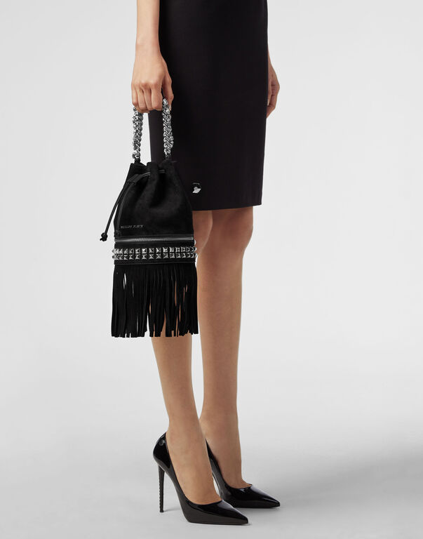 Handle bag Fringe