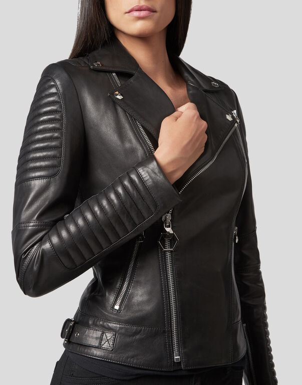 Leather Biker Rock PP