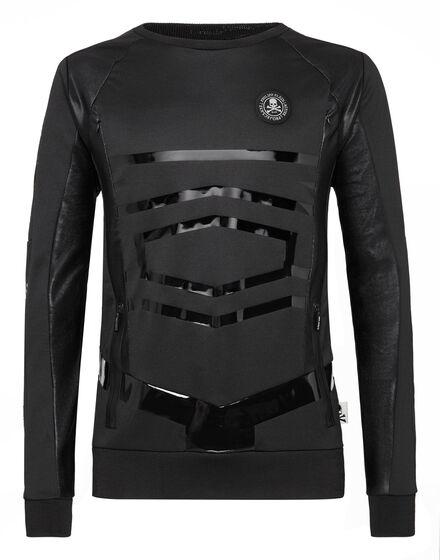 Sweatshirt LS XYZ Geometric