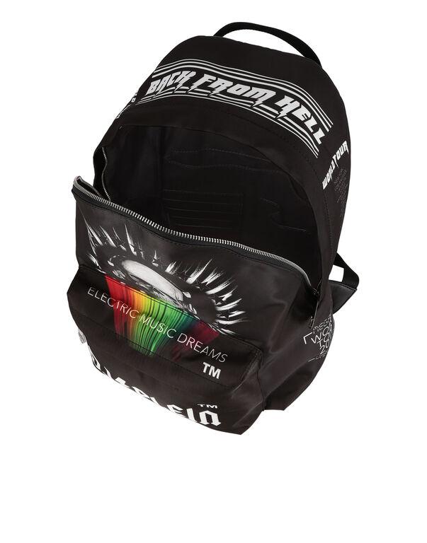 Backpack DJ Plein