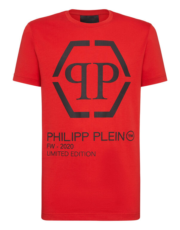 T-shirt Gold cut Round Neck SS  Philipp Plein TM