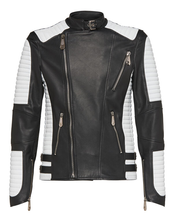 """Leather Biker """"Nothing"""""""