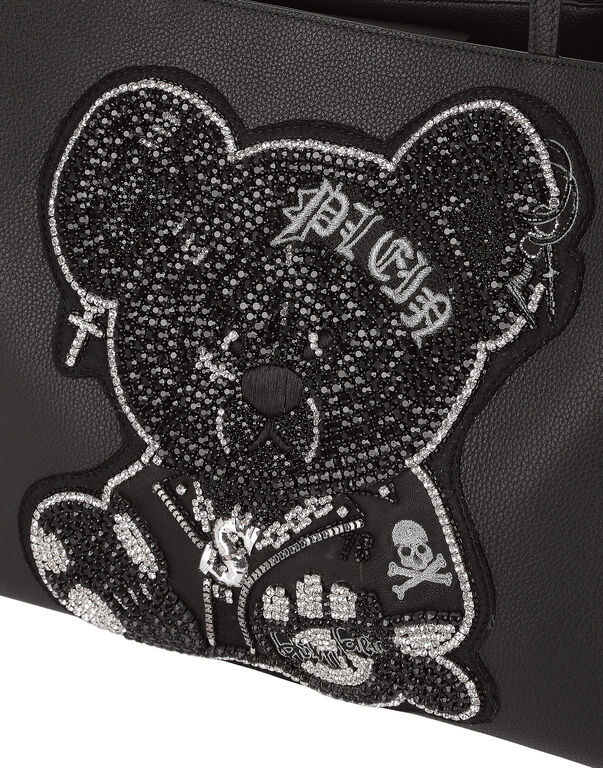 Top Handle Teddy Bear