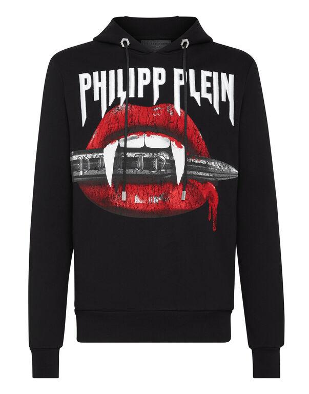 Hoodie sweatshirt Vampire