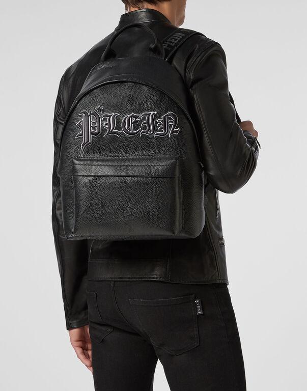 Backpack Gothic Plein