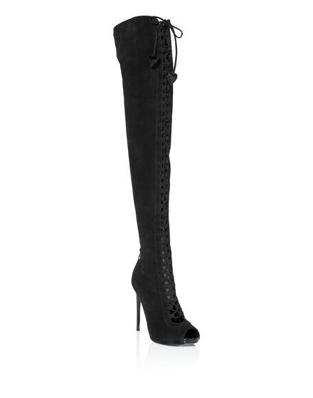 Boots Hi-Heels Overknees Estia basic