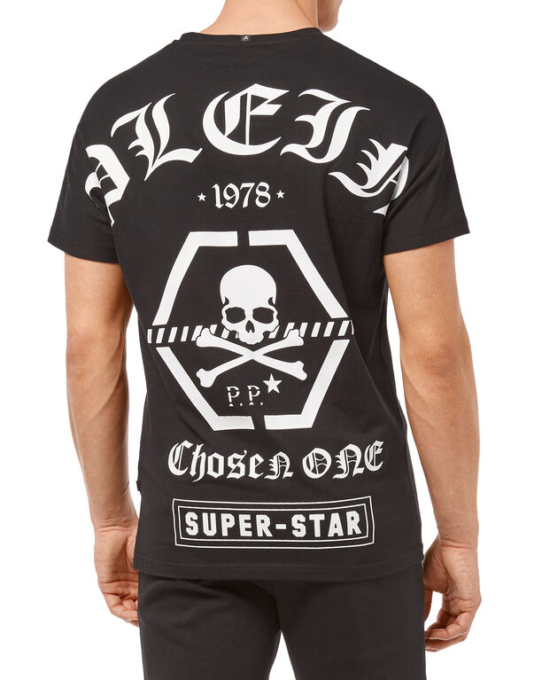 """T-shirt Round Neck SS """"Changes"""""""