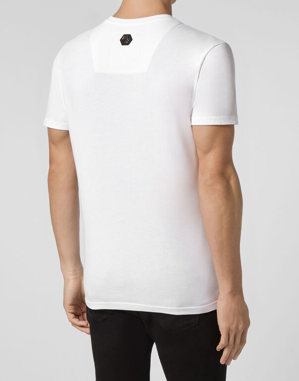T-shirt Round Neck SS Vampire