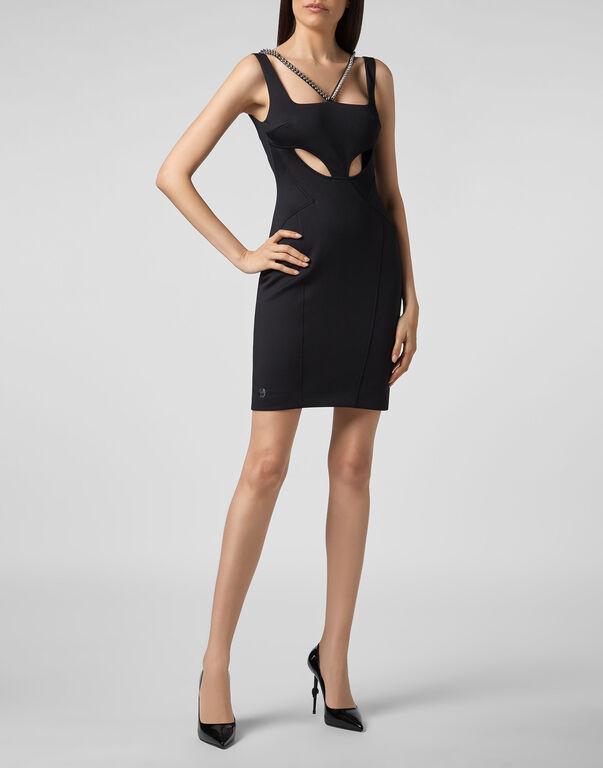 Short Dress Studs