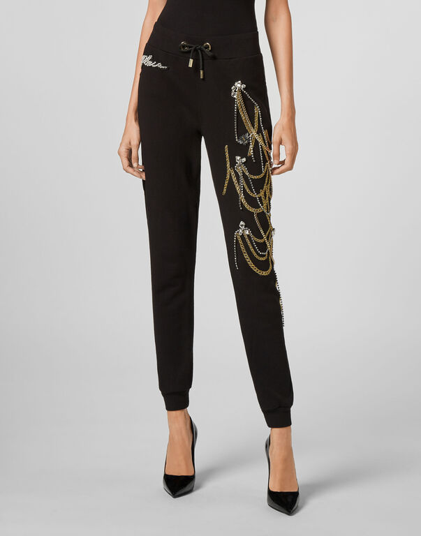 Jogging Trousers Chains