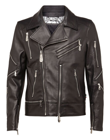 Leather Biker Believer