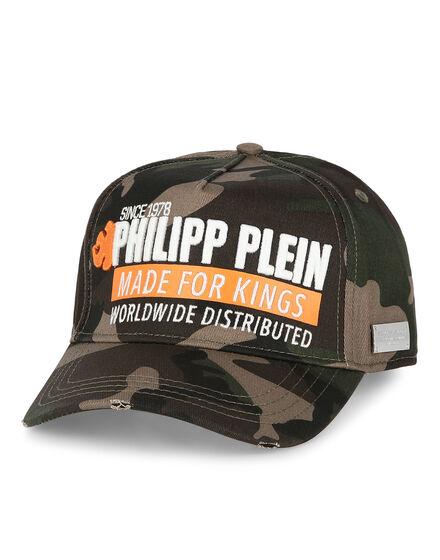 Baseball Cap King Plein