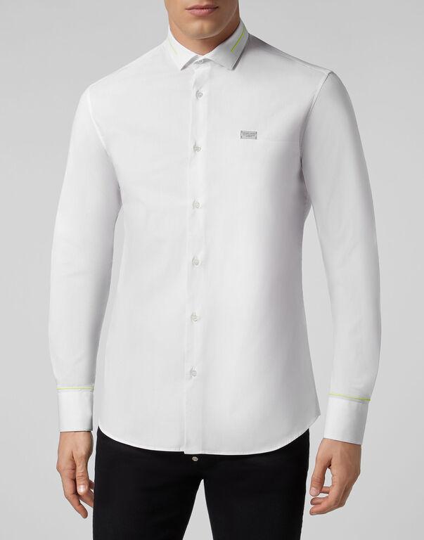 Shirt Platinum Cut LS