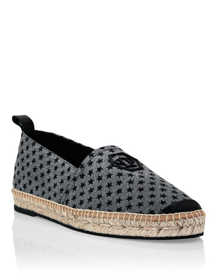 Canvas Espadrillas Stars