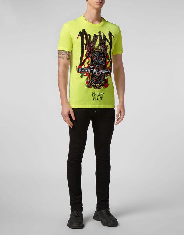 T-shirt Round Neck SS Graffiti