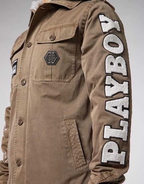 Parka Playboy