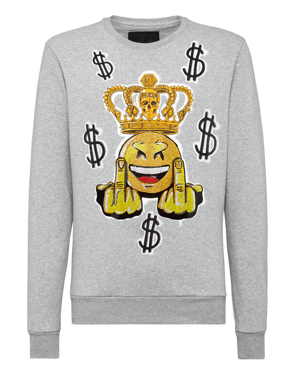 Sweatshirt LS Smile