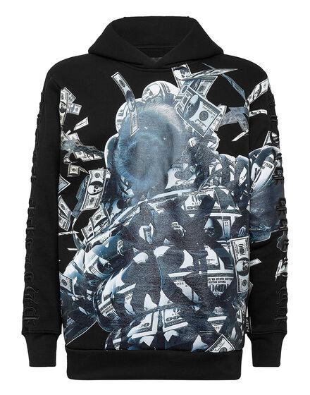 Hoodie sweatshirt PP Dollar