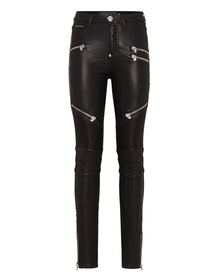 Super Highwaist Biker Statement