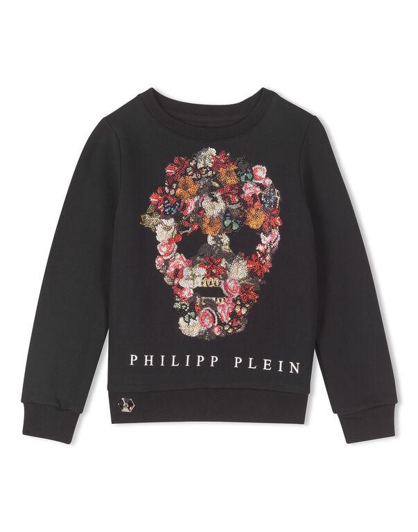 "sweatshirt ""oh my roses"""
