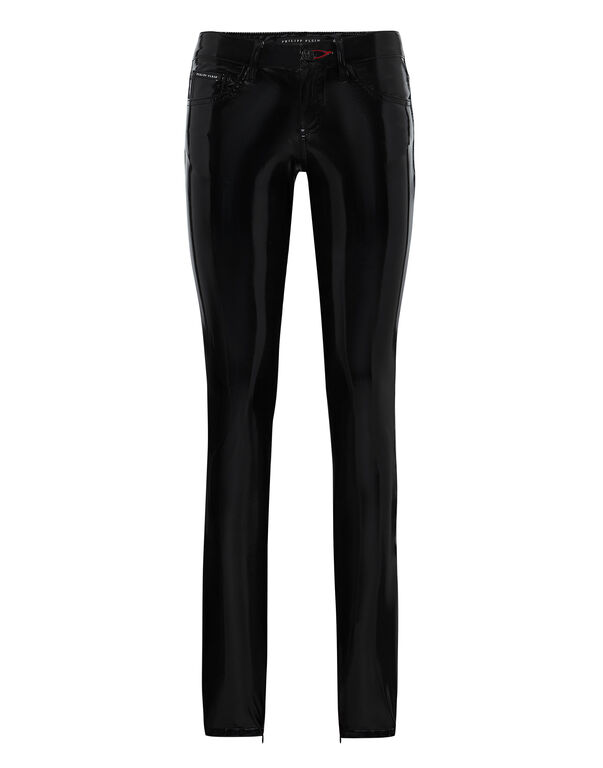 Slim fit Trousers Killer Latex