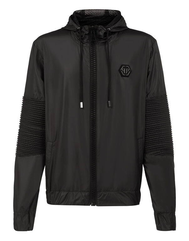 Nylon Jacket  Space Plein