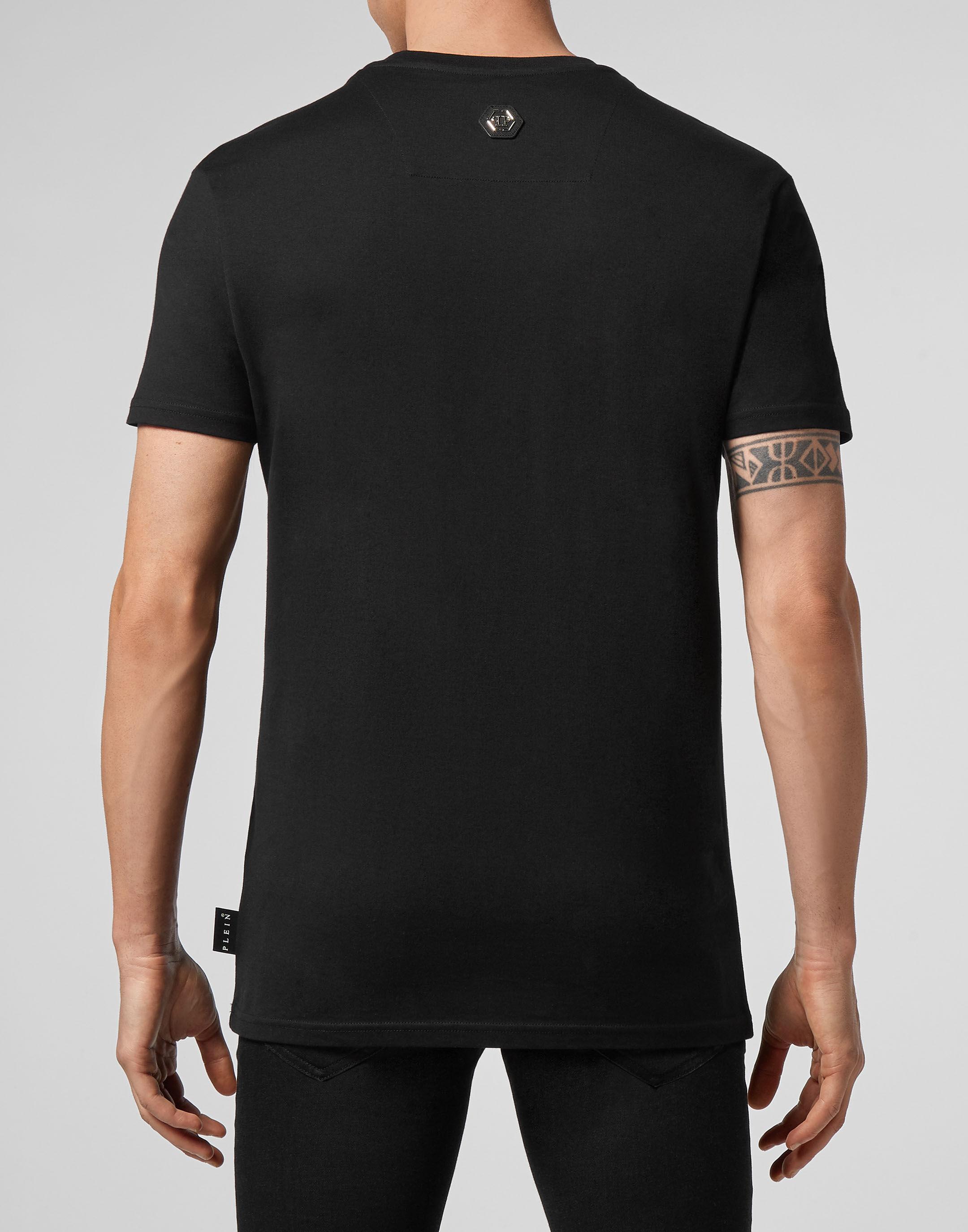 Zwart One Dollar Eye T skjorte   Local Fanatic   Basic t