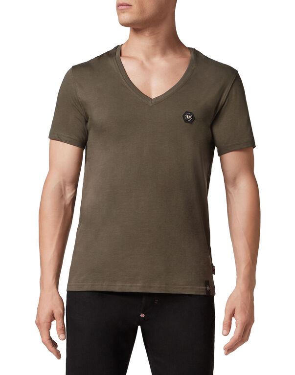 """T-shirt Platinum Cut V-Neck """"Original"""""""