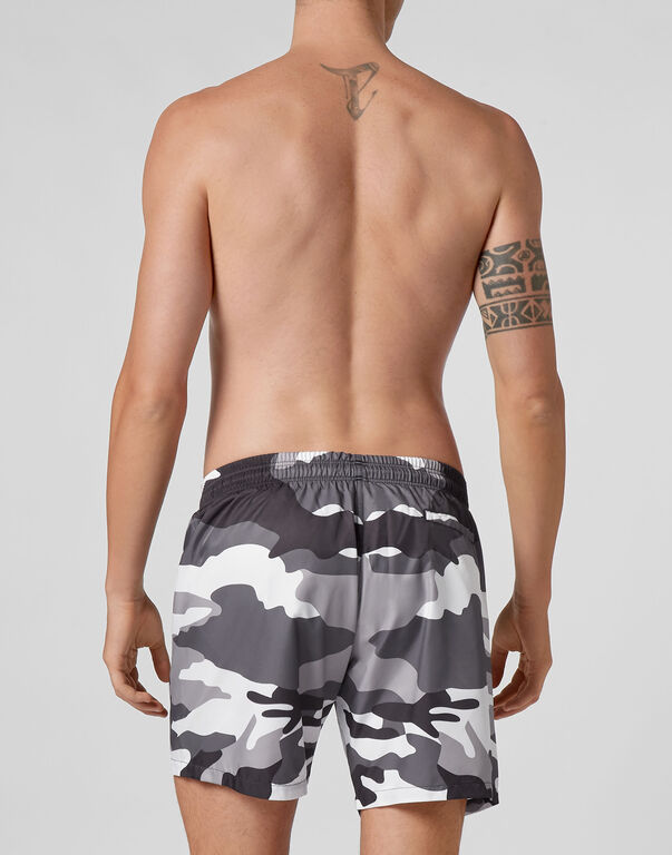 Beachwear Short Trousers Camouflage