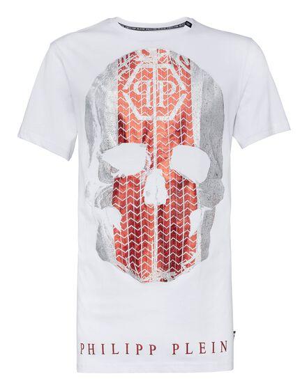 T-shirt Round Neck SS Round