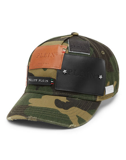 Baseball Cap Camouflage Patches