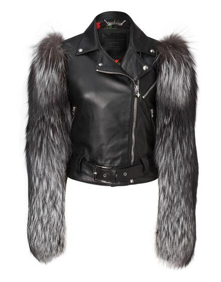 Leather Jacket Crazy