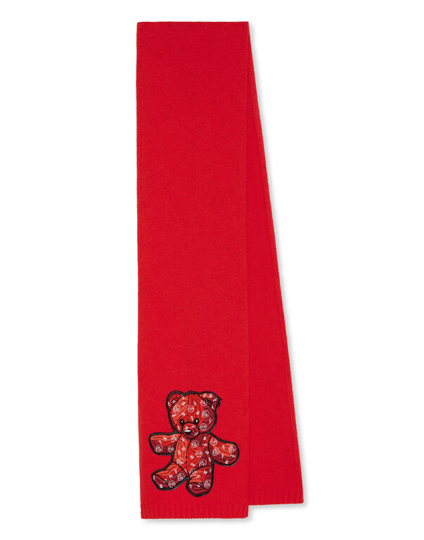 Long Scarf Teddy Bear