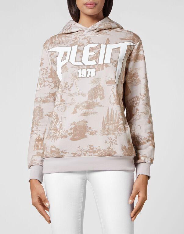 Hoodie sweatshirt En PLEIN air