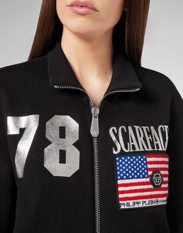 Sweatjacket Scarface