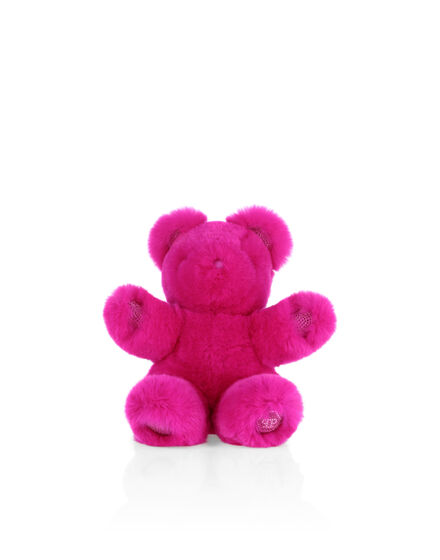 Teddy bear fur Pink paradise