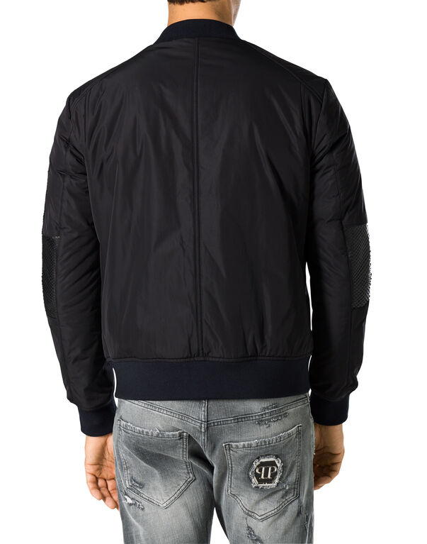 "Leather Bomber ""Piton"""