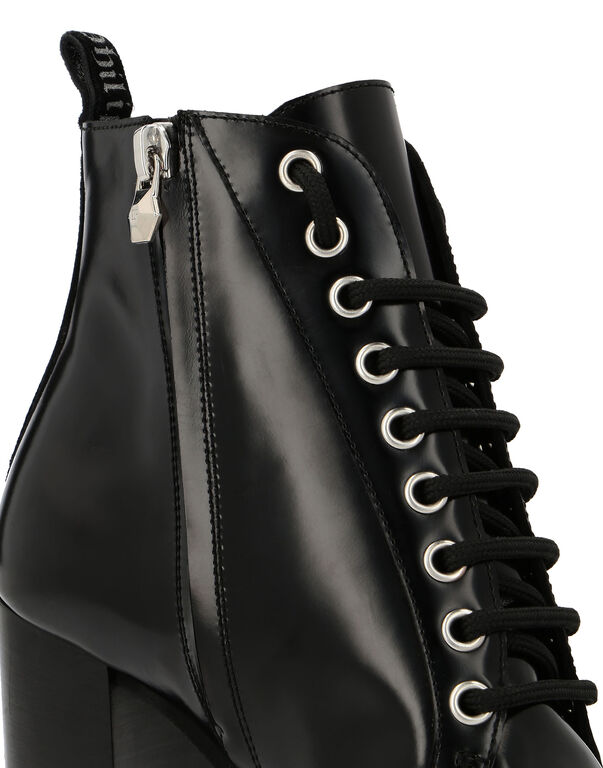 Boots High Heels Mid