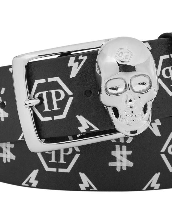 Belt skull Monogram