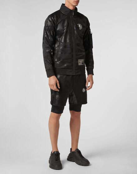 Jogging Jacket XYZ Skull and Plein