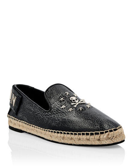 Espadrillas Stars and skull